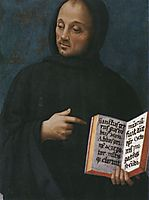 Polyptych ofSt. Peter (San Pietro Vincioli), 1500, perugino