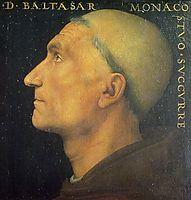 Potrait of Don Baldassarre, c.1499, perugino
