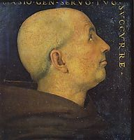 Potrait of Don Biagio Milanesi, c.1499, perugino