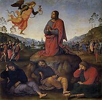 Praying for a Cup, 1495, perugino