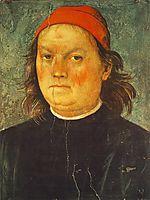 Self Portrait, 1500, perugino