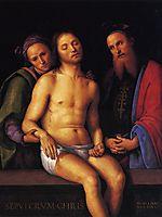 Sepulcrum Christi, 1498, perugino