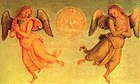 St. Augustine Polyptych (detail), perugino