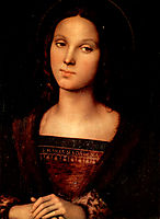 St. Mary Magdalene, 1500, perugino