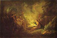 Birth of Christ, 1745, pesne