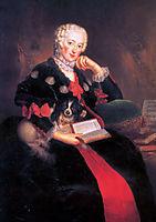 Countess Wilhelmine von Brandenburg Bayreuth, pesne