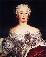 Elisabeth Christine, c.1740, pesne