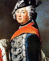 Frederick II of Prussia, 1750, pesne