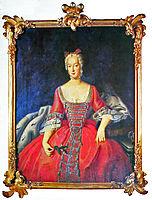 Friederike Sophie Wilhelmine Princess of Prussia, pesne