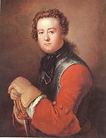 Georg Wenzeslaus von Knobelsdorff, 1738, pesne