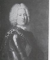 Heinrich von Podewils, Prussian statesman, 1731, pesne