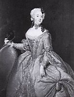 Luise Ulrike von Preußen, pesne