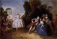 Marianne Cochois, c.1750, pesne