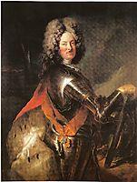 Philipp Wilhelm of Brandenburg Schwedt, pesne