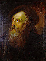 Portrait of an Old Jew, pesne