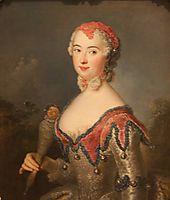 Portrait of Charlota Fredrika Sparre, pesne