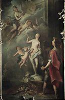 Pygmalion und Galatea, 1747, pesne