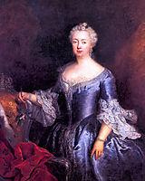 Queen Elisabeth Christine, pesne