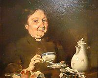 Five o-clock Tea, pinheiro