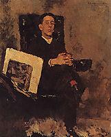 Manuel Gustavo Bordalo Pinheiro, 1884, pinheiro