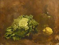 Repolho, 1911, pinheiro