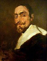Retrato do Professor João Barreira, 1900, pinheiro