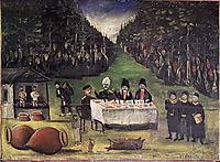 Autumn Feast, pirosmani
