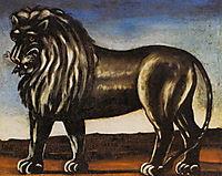 Black Lion, pirosmani