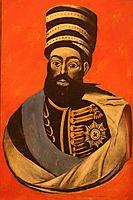 Erekle II of Georgia, pirosmani