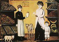 Fruit Stall, pirosmani
