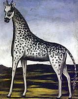 Giraffe, c.1905, pirosmani