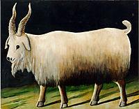 Goat, pirosmani