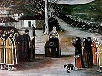 Prayer in a Village, pirosmani