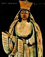 Queen Tamara, pirosmani
