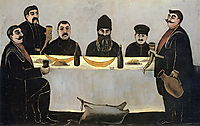 Rant, 1907, pirosmani