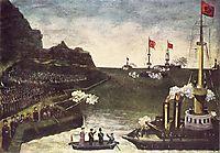 Russo-Japanese War, 1906, pirosmani