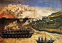 Russo-Japanese War, pirosmani