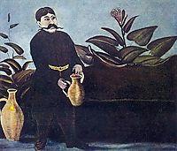 Sarkis Pouring Wine, pirosmani