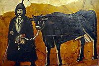 Shepherd, pirosmani