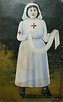 Sister of mercy, pirosmani