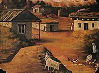Village, pirosmani