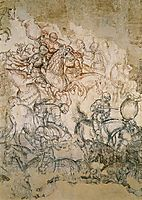 Tournament Battle, pisanello