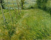 Landscape at Pontoise, c.1882, pissarro