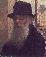 Self-portrait, 1903, pissarro