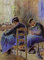 Shoemakers, c.1878, pissarro