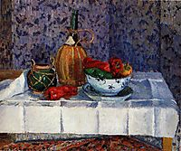 Still Life with Peppers, 1899, pissarro