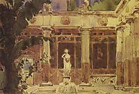 Atrium, 1879, polenov