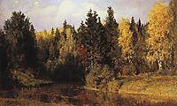 Autumn in Abramtsevo, 1890, polenov