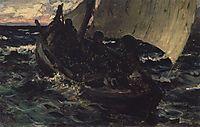 Barge, c.1880, polenov