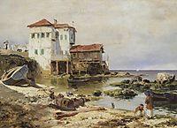 Beirut, 1882, polenov